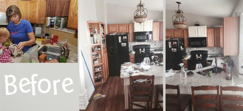 A Quick Look at a Totally Awesome Kitchen Restoration-1