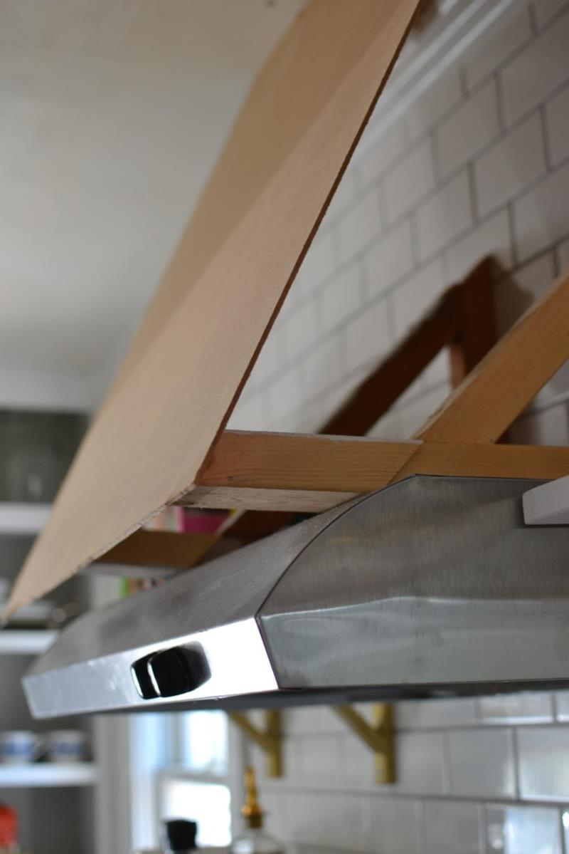 A Truly Inspiring DIY Range Hood Cover Project-5