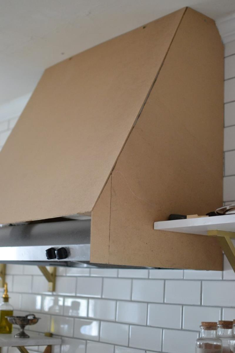 A Truly Inspiring DIY Range Hood Cover Project-6