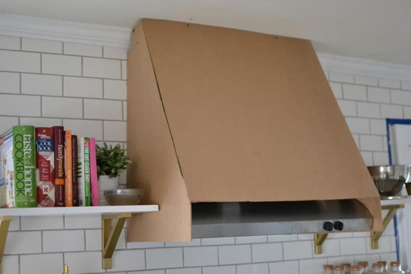 A Truly Inspiring DIY Range Hood Cover Project-7