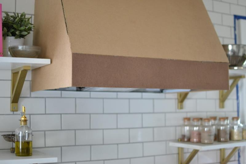 A Truly Inspiring DIY Range Hood Cover Project-8