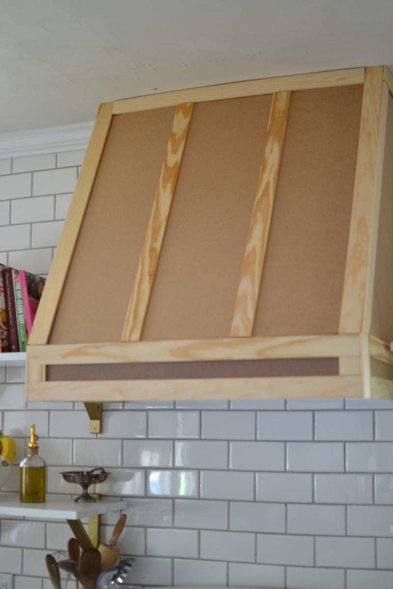 A Truly Inspiring DIY Range Hood Cover Project-9