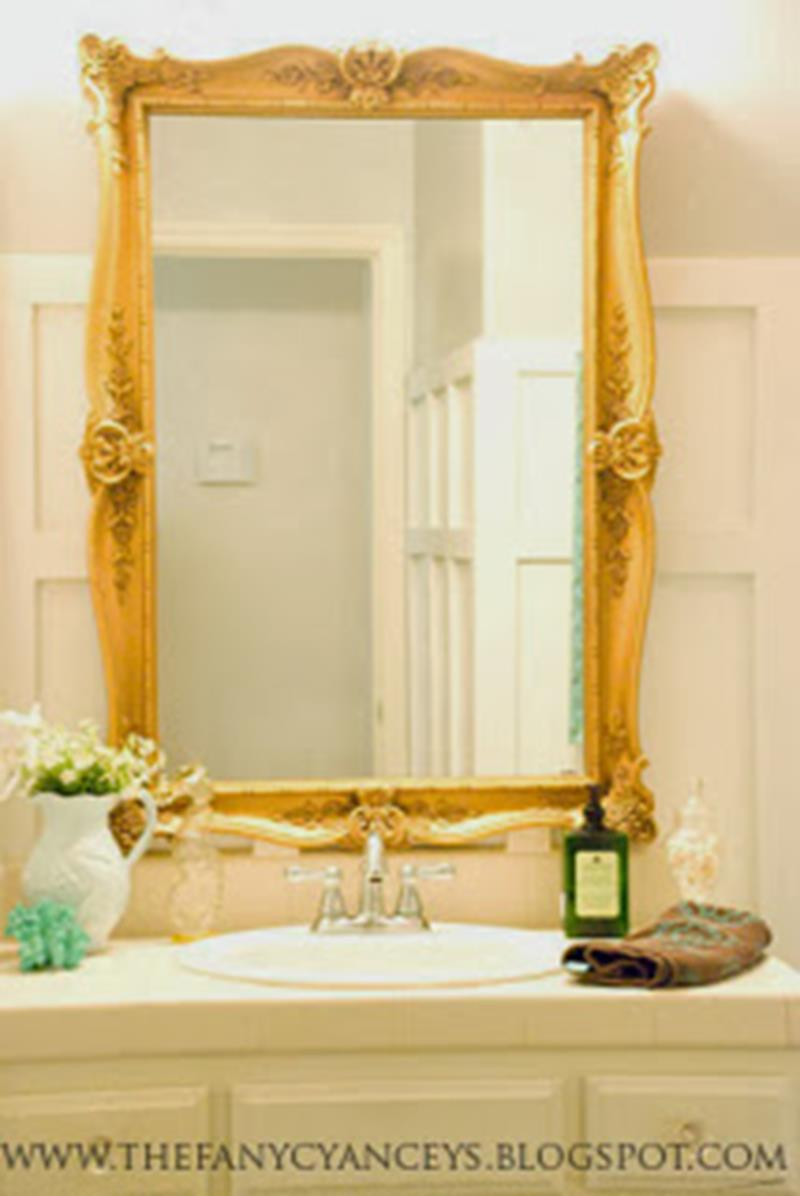 An Amazing Bathroom Remodel with a 100 Budget-4