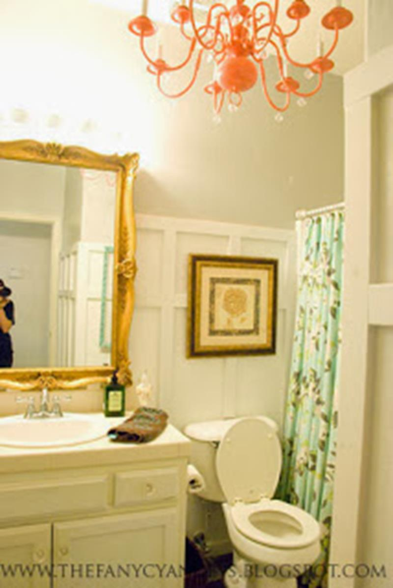 An Amazing Bathroom Remodel with a 100 Budget-8