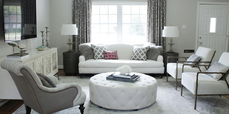 BEFORE AND AFTER 12 Inspiring Living Room Makeovers-3b