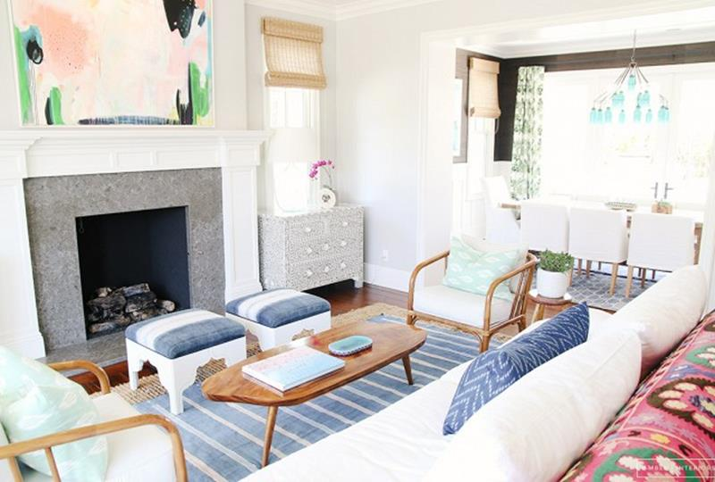 BEFORE AND AFTER 12 Inspiring Living Room Makeovers-6b