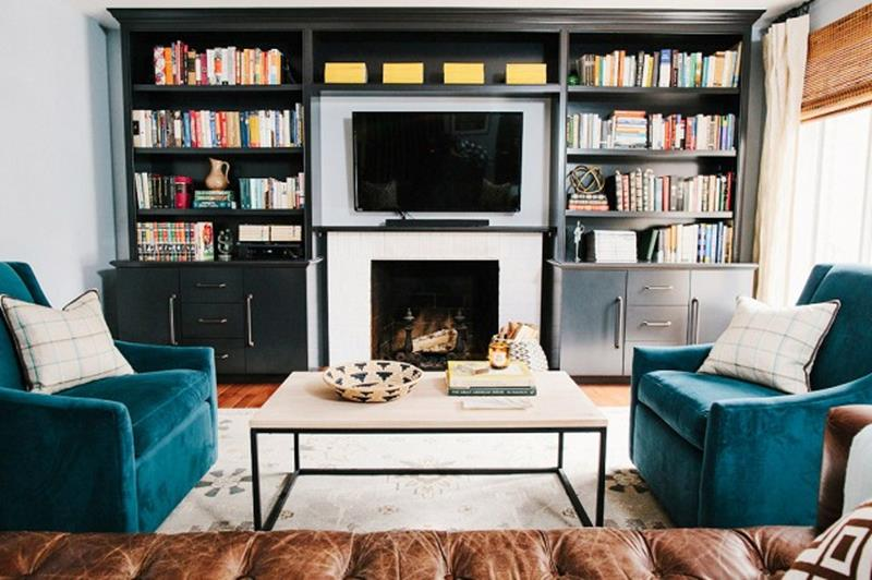 BEFORE AND AFTER 12 Inspiring Living Room Makeovers-7b