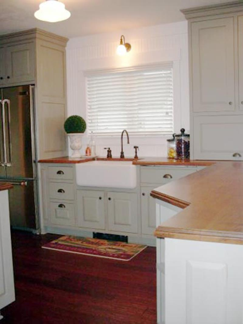 BEFORE AND AFTER 12 Kitchen Remodeling Projects-10b