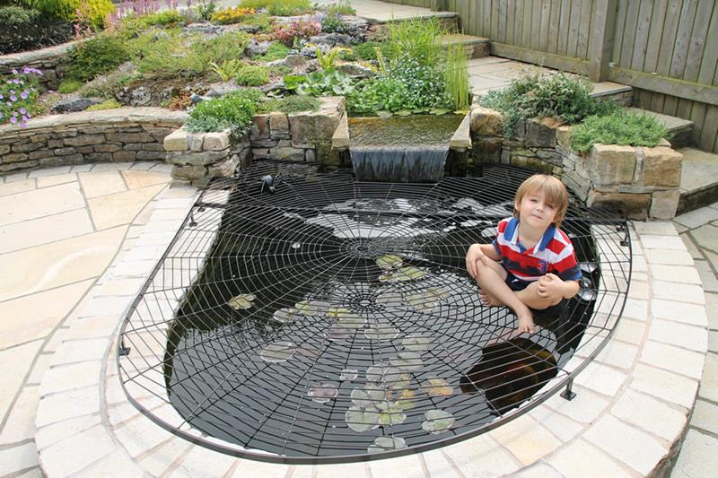 18 Wonderful Ideas for a Garden Pond-14