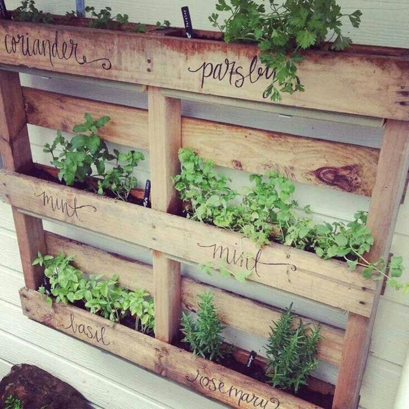19 Inspirational Ideas for Recycled Hanging Baskets-18