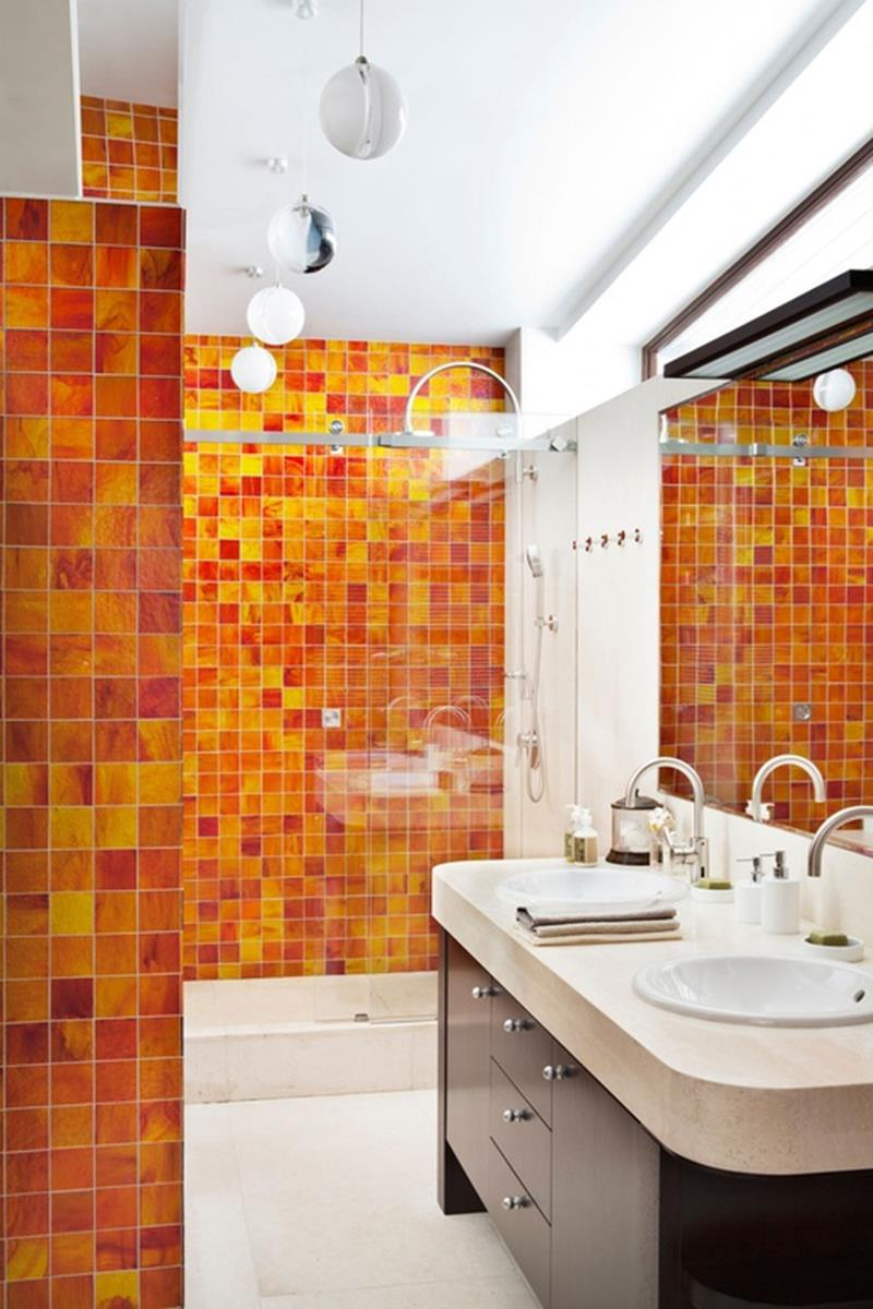 23 Amazing Ideas For Bathroom Color Schemes-12