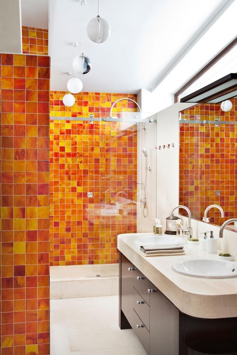 23 Amazing Ideas For Bathroom Color Schemes-12