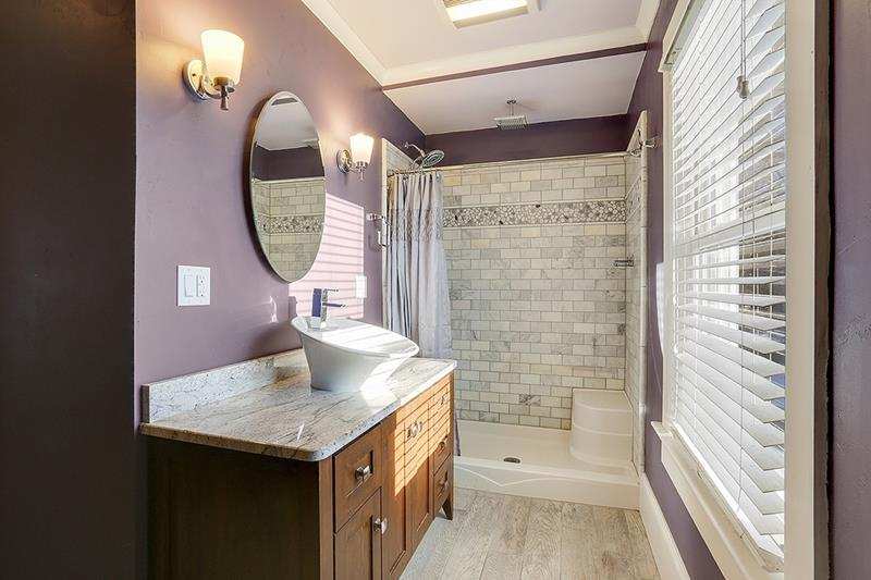 23 Amazing Ideas For Bathroom Color Schemes-20