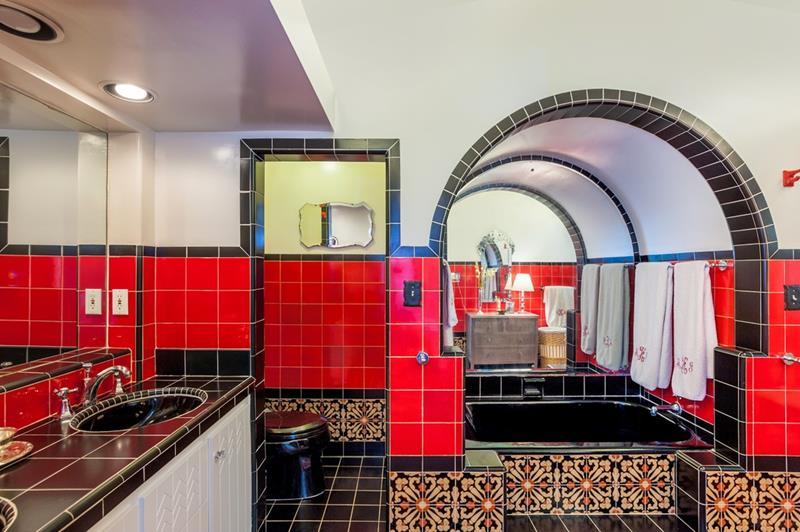 23 Amazing Ideas For Bathroom Color Schemes-23