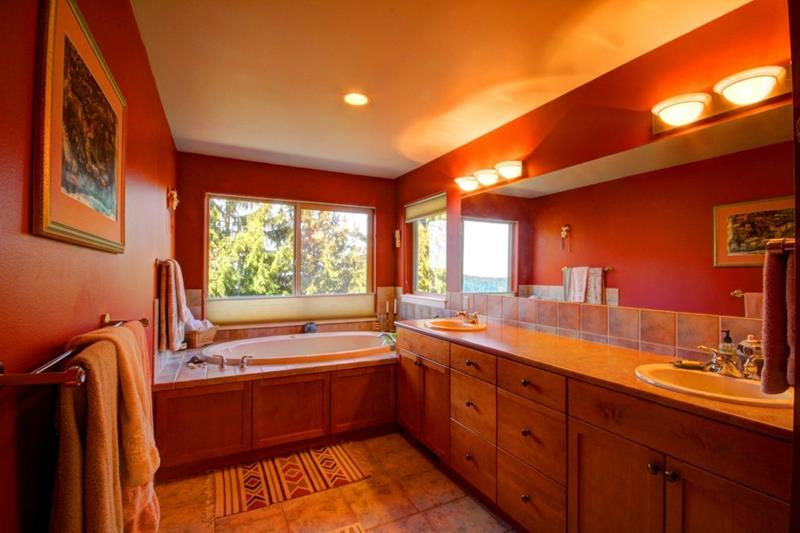 23 Amazing Ideas For Bathroom Color Schemes-8
