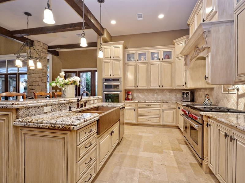 24 Beautiful Granite Countertop Kitchen Ideas-12