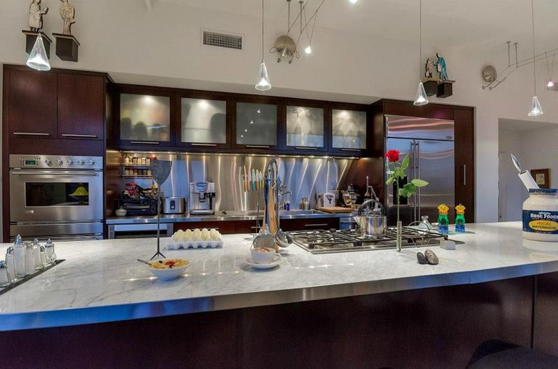 24 Beautiful Granite Countertop Kitchen Ideas-19