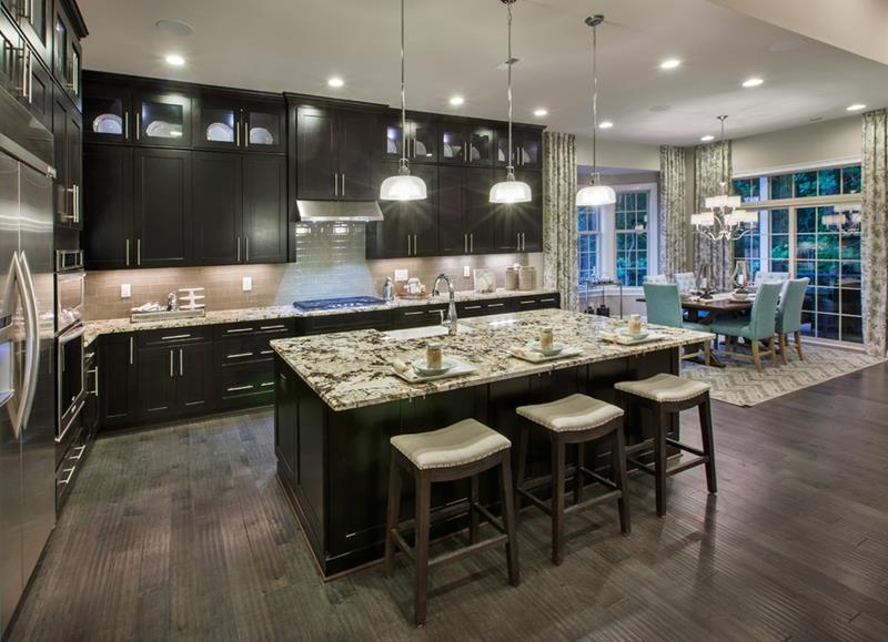 24 Beautiful Granite Countertop Kitchen Ideas-20