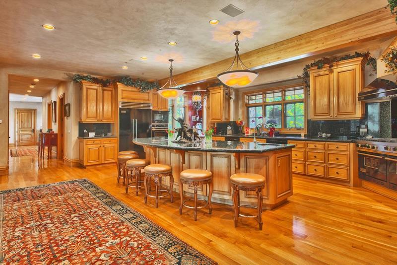 24 Beautiful Granite Countertop Kitchen Ideas-5
