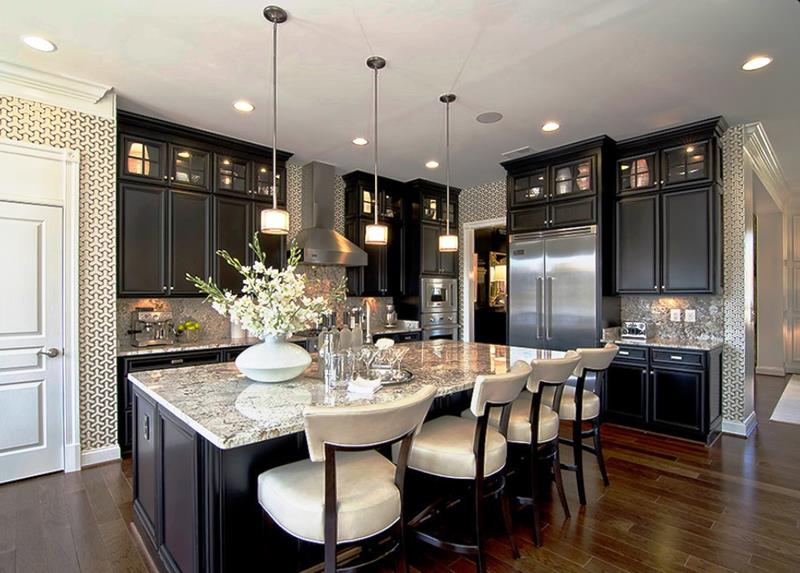 24 Beautiful Granite Countertop Kitchen Ideas-title