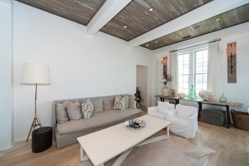 25 Gorgeous Living Room Ceiling Design Ideas-10
