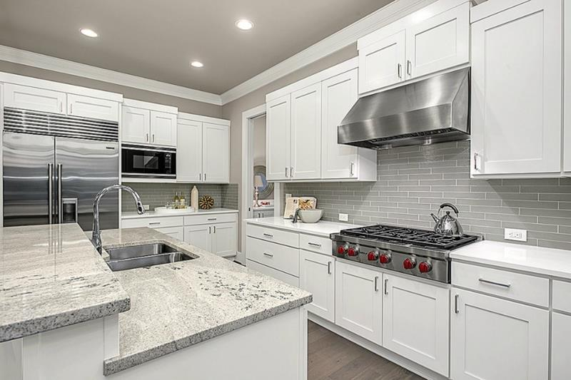The 25 Most Gorgeous White Kitchen Designs For 2018-11