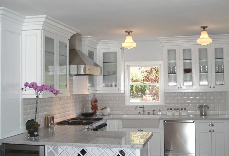 The 25 Most Gorgeous White Kitchen Designs For 2018-12