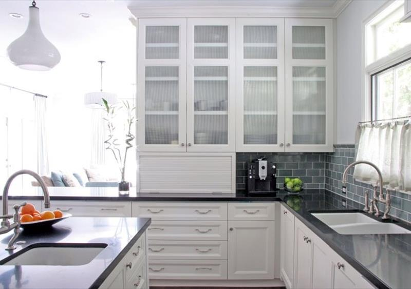 The 25 Most Gorgeous White Kitchen Designs For 2018-19