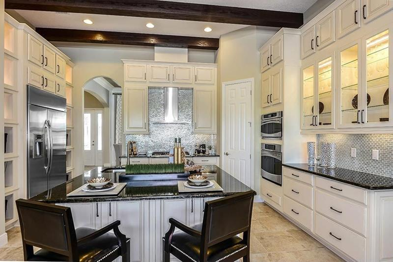 The 25 Most Gorgeous White Kitchen Designs For 2018-21