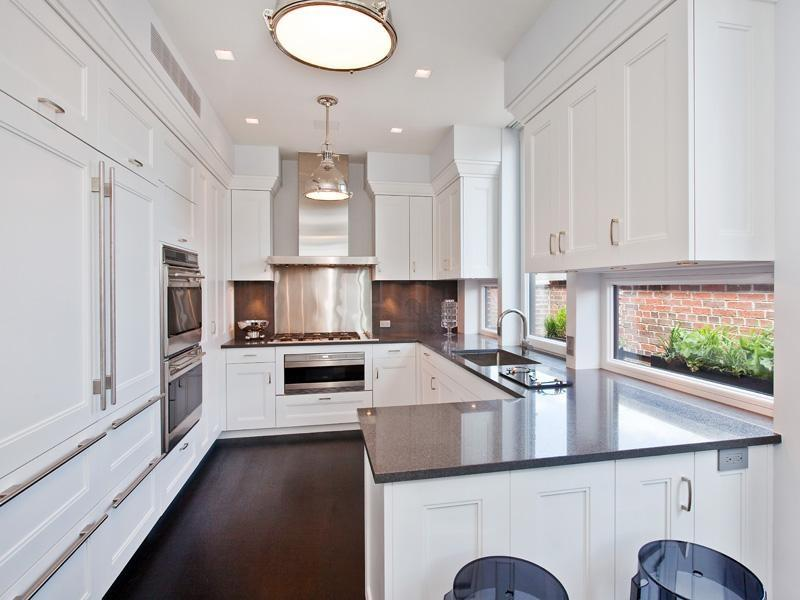 The 25 Most Gorgeous White Kitchen Designs For 2018-24