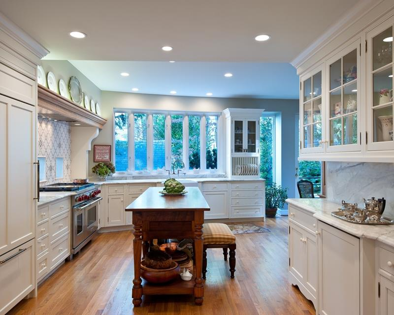 The 25 Most Gorgeous White Kitchen Designs For 2018-4