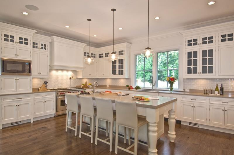 The 25 Most Gorgeous White Kitchen Designs For 2018-title