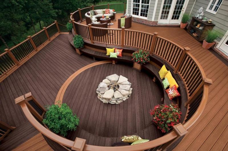 20 Stunning Backyard Fire Pits-13