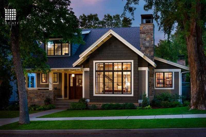 20 Stunning Exteriors with Stone Accents-4