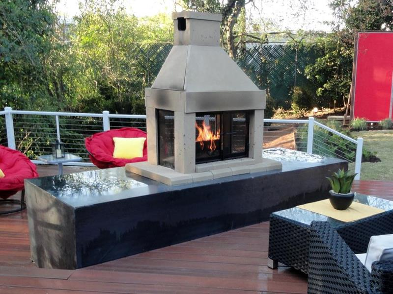 23 Backyard Fire Pit Designs-15