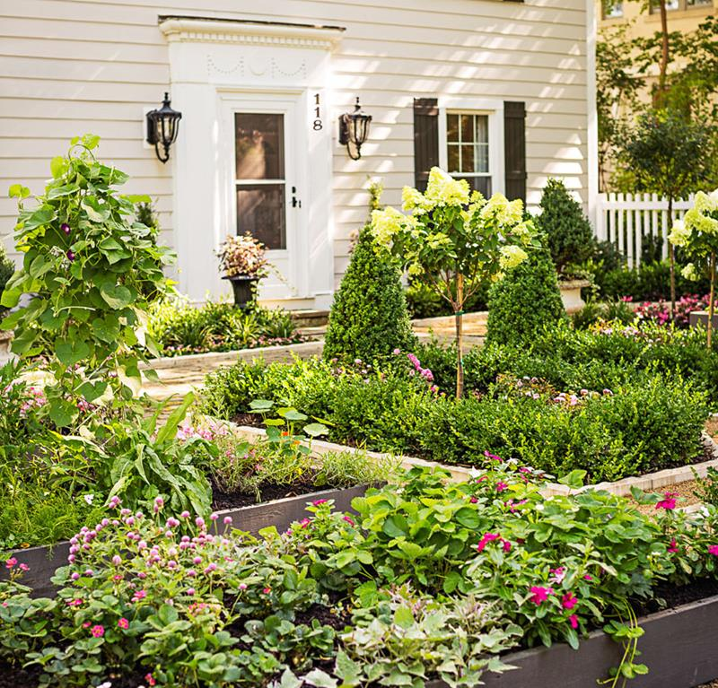 Get Front Yard Landscaping Ideas From Your House: 23 Gorgeous Front Yard Garden Ideas