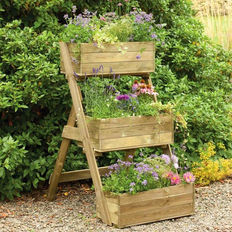 20 Brilliant Raised Garden Bed Ideas You Can Make In A: 24 Awesome Ideas For Backyard Vegetable Gardens
