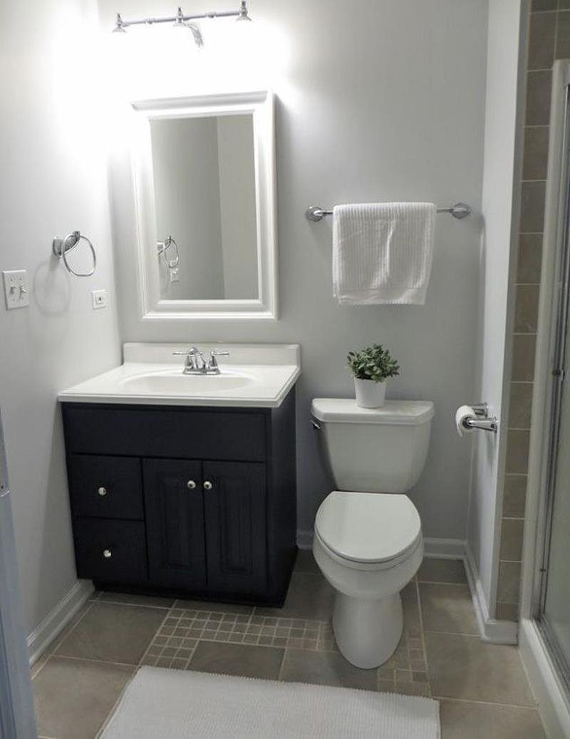 24 Pictures of Before and After Bathrooms with Cost-3a