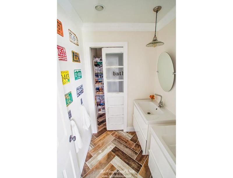 24 Pictures of Before and After Bathrooms with Cost-4a