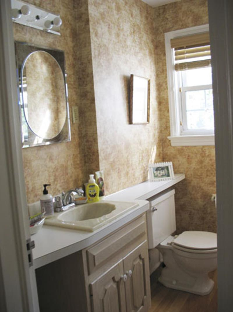 24 Pictures of Before and After Bathrooms with Cost-5