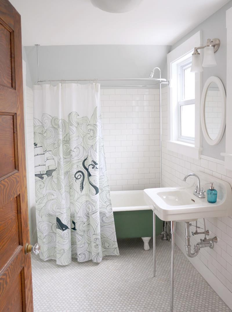24 Pictures of Before and After Bathrooms with Cost-6a