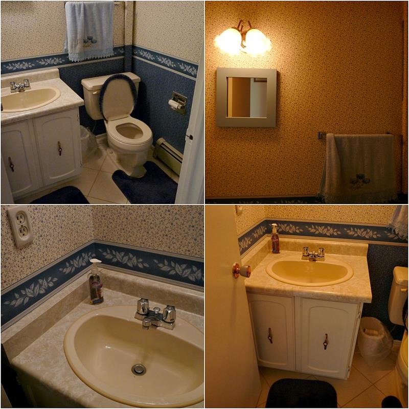 24 Pictures of Before and After Bathrooms with Cost-9