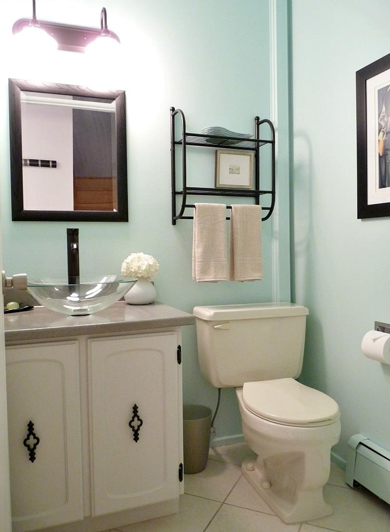 24 Pictures of Before and After Bathrooms with Cost-9a