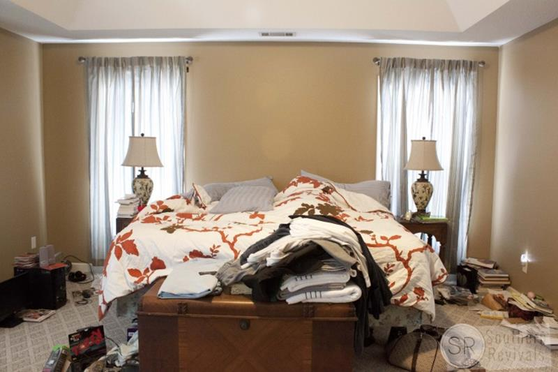 24 Pictures of Before and After Master Bedrooms with Cost-11