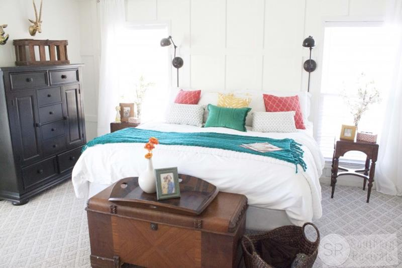 24 Pictures of Before and After Master Bedrooms with Cost-11a