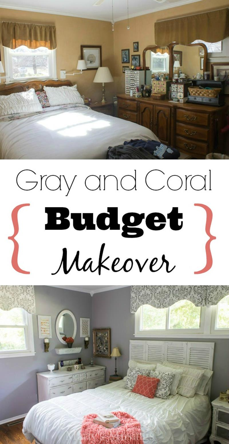 24 Pictures of Before and After Master Bedrooms with Cost-6