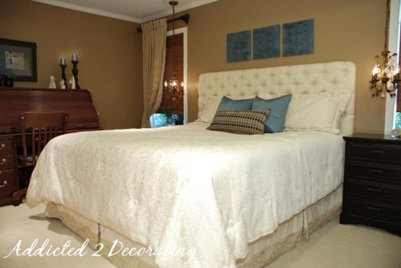 24 Pictures of Before and After Master Bedrooms with Cost-9a