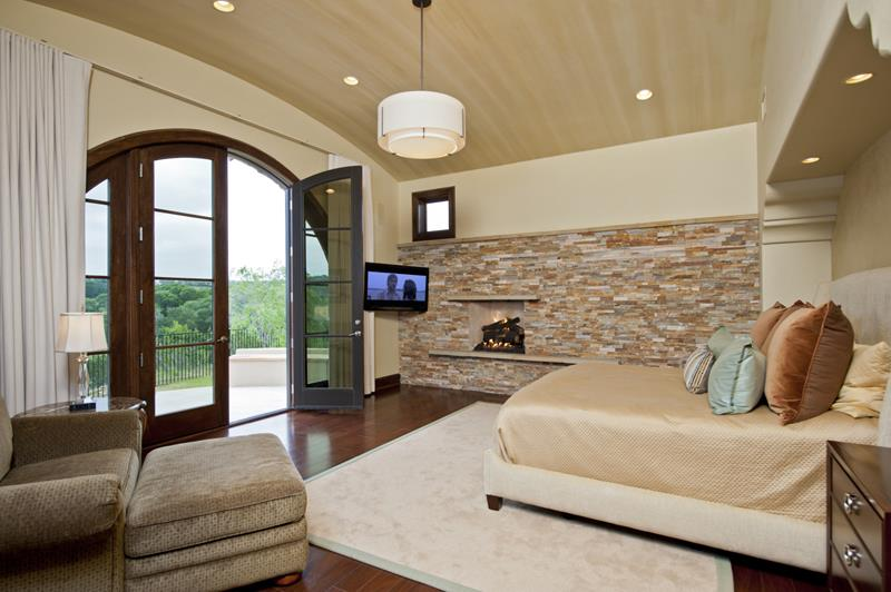 25 Amazing Stone Accent Walls-20