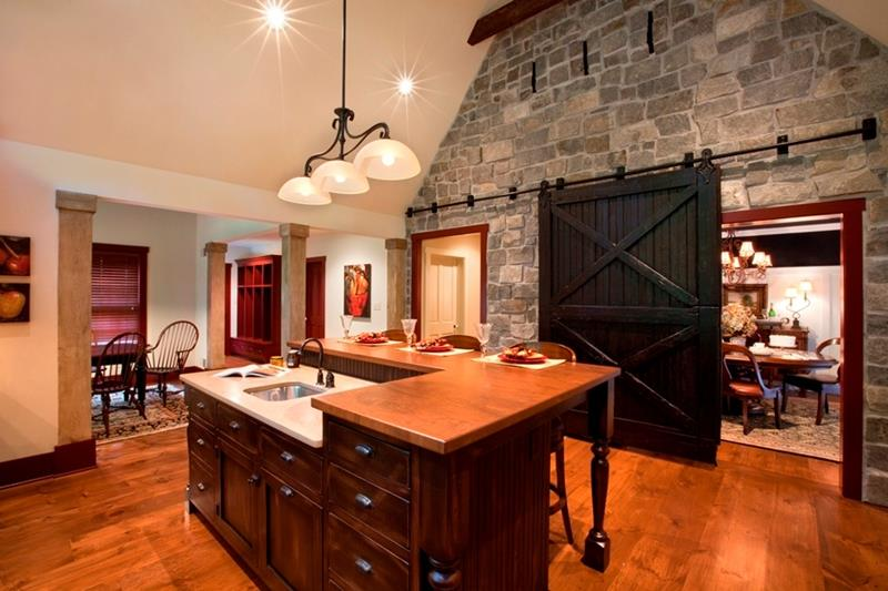 25 Amazing Stone Accent Walls-6