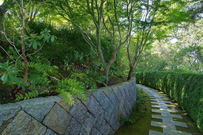 25 Beautiful Ideas for Garden Paths-18
